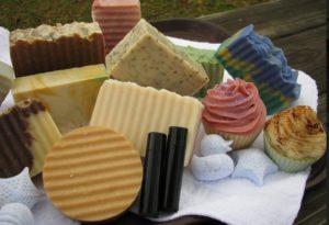 Stevenson Farm Life Hand Made Soaps